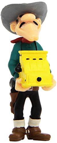 Plastoy - 63108 - Figurine-Jack Dalton Caisse Enregistreuse (Cow Boy)