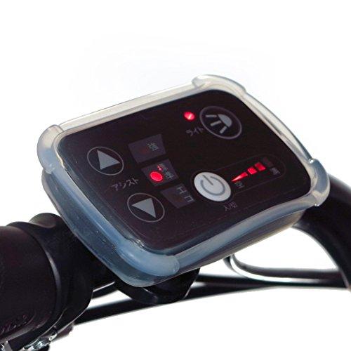 アサヒサイクル電動アシスト自転車スイッチカバーヤマハ・パナソニック・ブリヂストン兼用タイプ08539