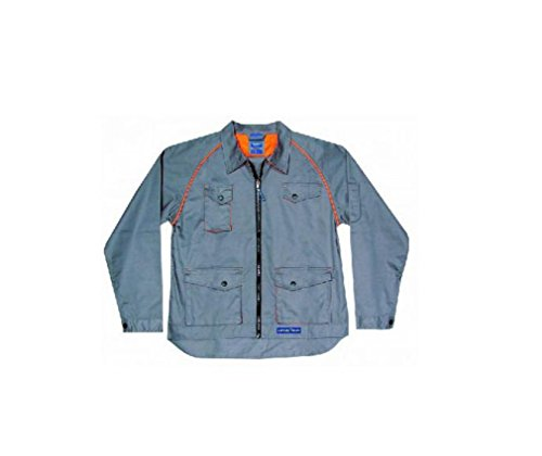 Goodyear 66555Arbeitskleidung, 65% Polyester, 35% Baumwolle, Royal, mehrfarbig, 4x l