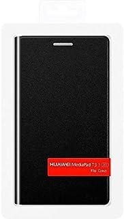 Huawei Flip Cover Tablet Case, for Huawei MediaPad T3 7.0 - Black