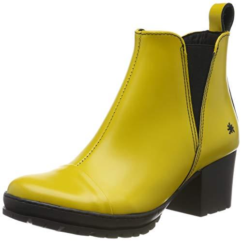 art Damen Candem Kurzschaft Stiefel, Gelb (Yellow Yellow), 38 EU