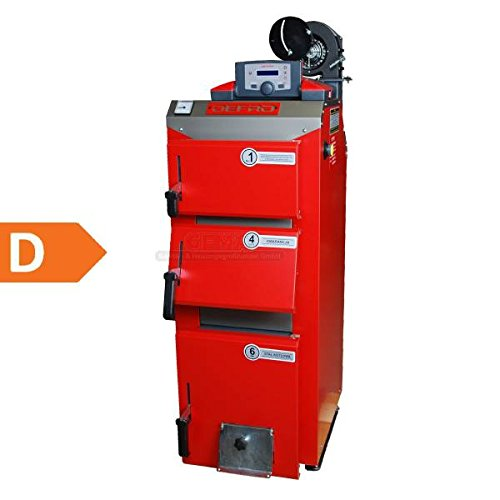 DEFRO Optima Komfort Plus 3.9 Festbrennstoffkessel >>> ohne Messpflicht