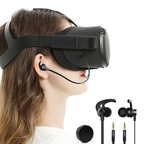 Kopfhörer Kompatibel mit Oculus Quest mit Aufbewahrungstasche