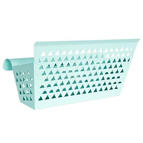 XIXIAO - Cesto de cabecera para colgar la cabecera y estante de hierro forjado para el hogar, sofá y literas