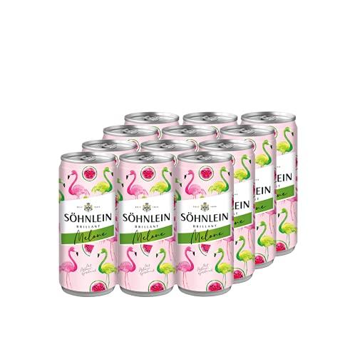 Söhnlein Brillant Melone Flamingo Limited Edition Dose (12 x 0,2 l)