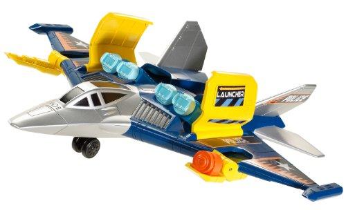 Matchbox Jumbo Sky Busters Police Jet