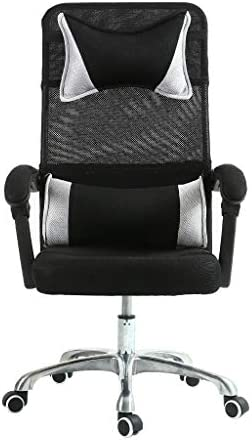 Best NXKang Metal Base High Back Executive Computer Desk Chair, with Adjustable Built-in Lumbar Support