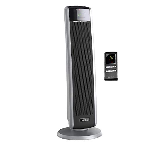 Lasko 5586 Digital Ceramic Tower Heater with...