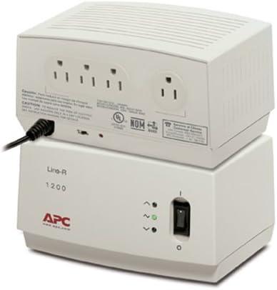 APC Line-R 1200VA Line Conditioner With AVR (LE1200)