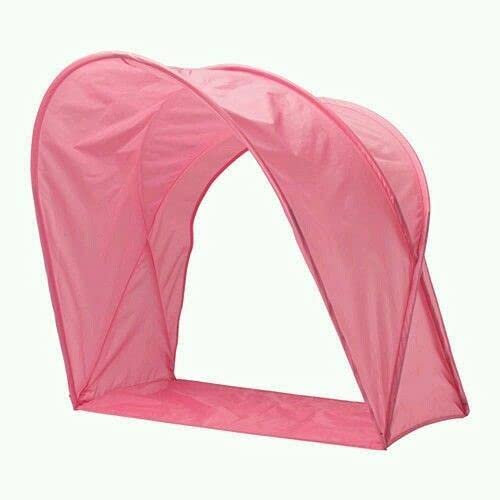 IKEA.. Sufflett - Tienda de campaña, Color Rosa
