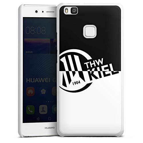 DeinDesign Hard Case kompatibel mit Huawei P9 Lite (2016) Schutzhülle weiß Smartphone Backcover Handball THW Kiel Fanartikel