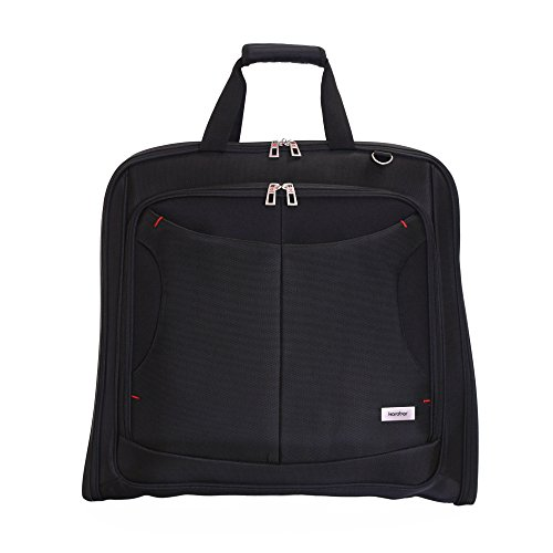 Karabar Salisbury Lightweight Garment/Suit Carrier Black