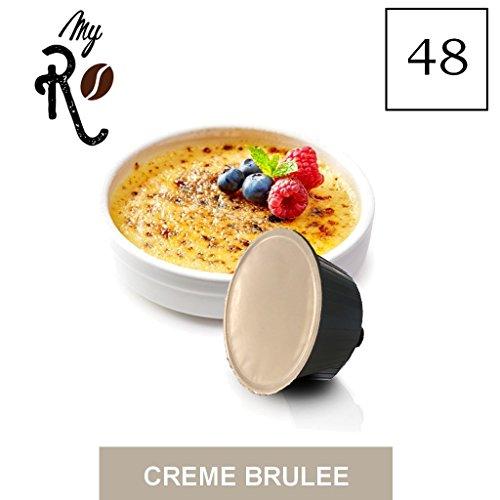 48 Creme Brulèe kapseln - Nescafè Dolce Gusto Kompatible kapseln - MyRistretto