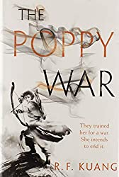 The Poppy War Book Cover and Link to Amazon Page
