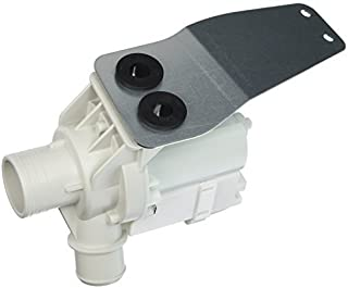 GE Profile Hotpoint Washer Water drain pump motor 175D3834P001 by GE