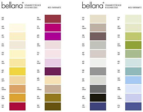 Bellana Aqua-Jersey Mulitifunktions Spannbettlaken für Wasserbetten / 90 x 190 cm 100 x 200/220 cm 120 x 200-220 cm Anthrazit