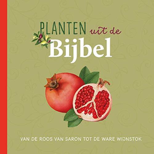 Planten uit de Bijbel: Van de roos van Saron tot de ware wijnstok