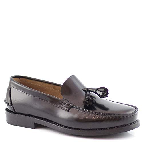 potente para casa PAYMA – Zapatos españoles de piel para hombre.  Hecho en España.  Máscaras de zapatos clásicas y borlas …