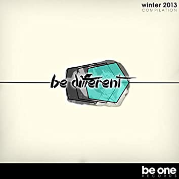 Be Different Mixed by Miguel Bastida
