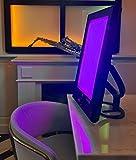 FacePad Bronceado + Estimulación Colágeno Lámpara Facial Antiarrugas Tanning Lamp