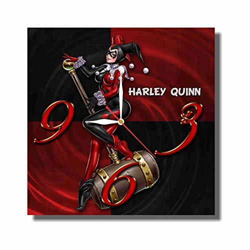 41pjwJ0ysmL._SL500_ Harley Quinn Clocks