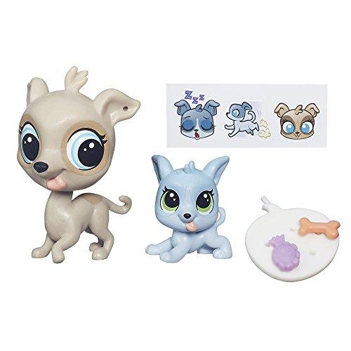 Price comparison product image Littlest Pet Shop Pet Pawsabilities Fleetly Greycloud & Loopy Greycloud