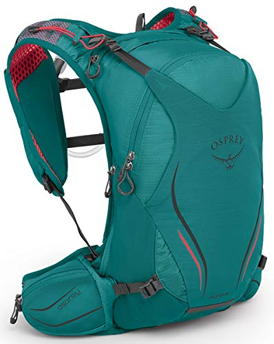 Osprey Dyna 15 Women's Running Hydration Vest, Reef Teal , Small/Medium