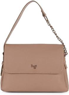 Baggit Women's Synthetic Shoulder Bag (Pink) (Joon)
