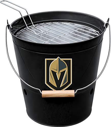 Imperial Offizielles Lizenzprodukt NHL Merchandise: Las Vegas Golden Knights Bucket Grill