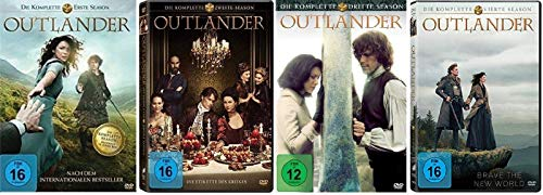 Outlander - Staffel 1-4