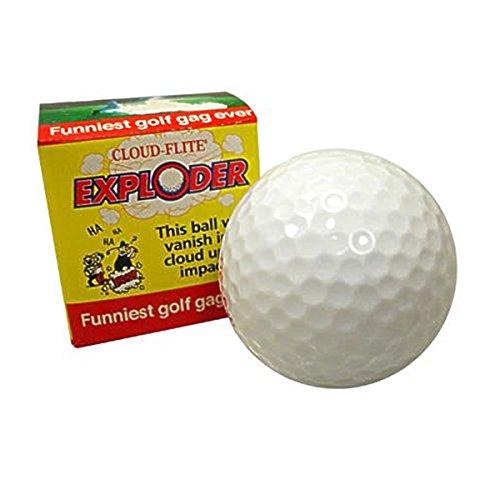 Loftus International Exploding Golf Ball