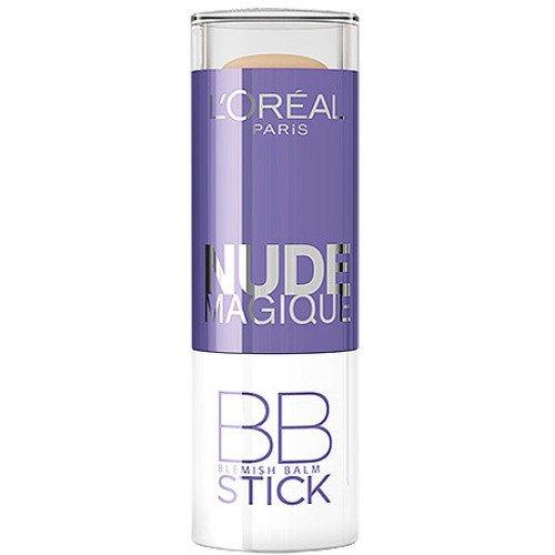 Loreal Nude Magique BB Blemish Balm Concealer-Stick, für mittlere bis dunkle Haut