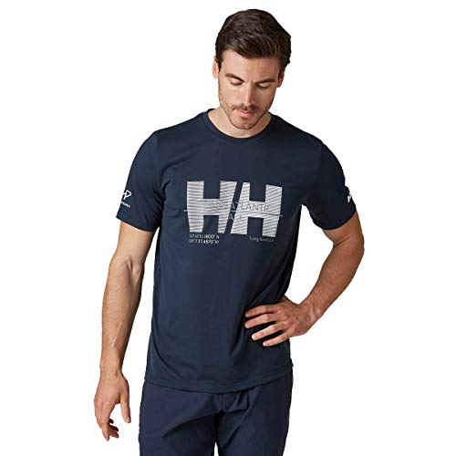 Helly Hansen HP Racing T-Shirt Homme, Bleu Marine, XXL