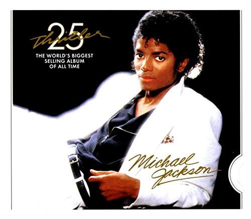 Michael Jackson: Thriller (25th Anniversary) (Eco Style)