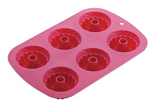 青芳 ベイクウェア ピンク 6カップ