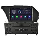LXDDP Autoradio Android 10.0 Compatibile con Mercedes Benz GLK Class X204 2008 2009 2010 2011 2012 Octa Core 4G + 64G SAT NAV Lettore Dvd Supporto Navigazione GPS Bluetooth Carplay WiFi Dab