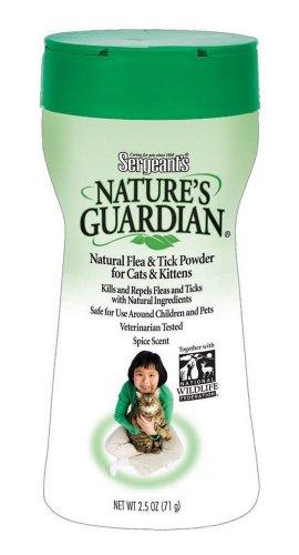 Sergeant's Natguardian Cat Flea and Tick Powder