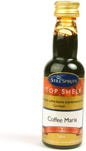 Still Limited time cheap sale Spirits - Top Shelf Flavor makes Coffee Essence Selling Maria