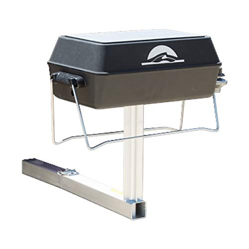 Springfield 1940057 Hitch-Mount Barbecue Grill