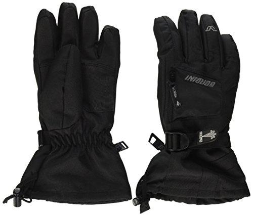 Gordini, Guanti Donna Ultra Dri-Max Gauntlet IV, Nero (Black), S