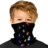 Kids Among US - Pasamontañas para el cuello, bufanda para el polvo al aire libre