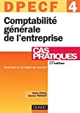 Comptabilité générale de l'entreprise - Cas pratiques