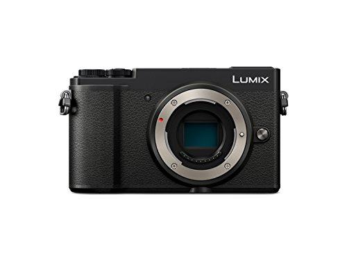 Panasonic Lumix G DC-GX9 - Cámara Digital compacta de 20.3MP (Pantalla Táctil, 5184 x 3888 Píxeles, Live Mos, 4K Ultra HD), Color Negro - [Versión importada]