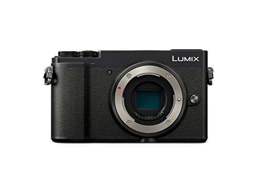 Panasonic Lumix GX9EG-K Systeemcamera, zwart