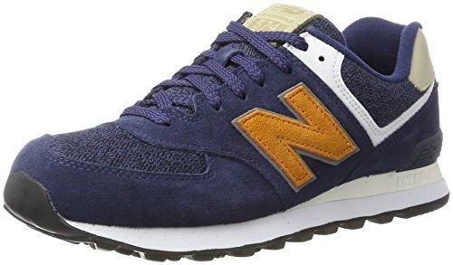 New Balance New Balance, Herren Sneaker, Blau (Navy), 44.5 EU (10 UK)