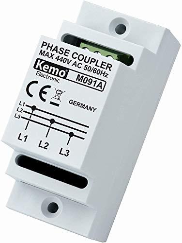 Kemo Phasenkoppler für Powerline Produkte M091A