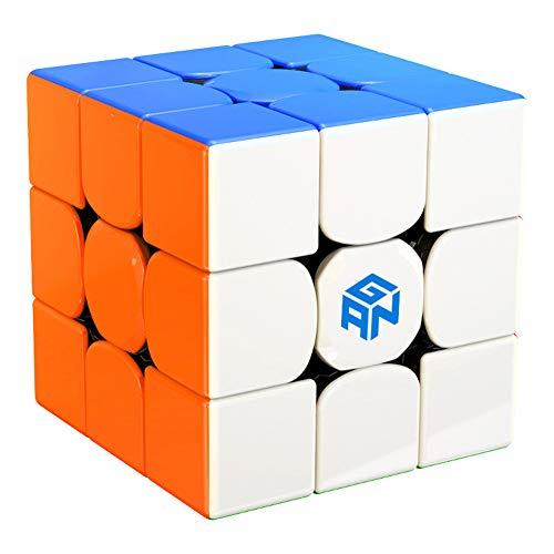 ULIN GAN 356 R S Speed Cube 3x3 Speed Puzzle Cube Juguetes educativos sin Pegatinas