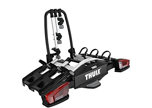 Thule 926002 Portabici Velocompact New 926 3 Bici 13 Pin, Nero