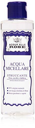 Acqua alle Rose Acqua Micellare Struccante, Pelli Normali - 200 ml