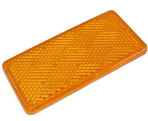 CARPOINT Catadioptrico naranja 95x50mm 2p